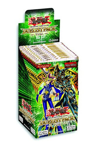 Duelist pack dimensional guardians 1st edition booster pack.
