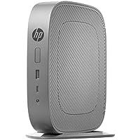 HP 1MV65UT#ABA T530, Thin Client, Tower, 4 GB Ram, 8 GB Flash, AMD Radeon R2, Black