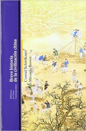 Book's Cover of Breve historia de la civilización china (Biblioteca China Contempor) (Español) Tapa blanda – 1 enero 2017