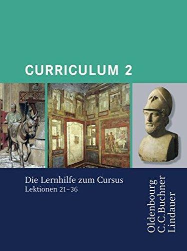Curriculum 2: Lernhilfe (Lektionen 21-36)