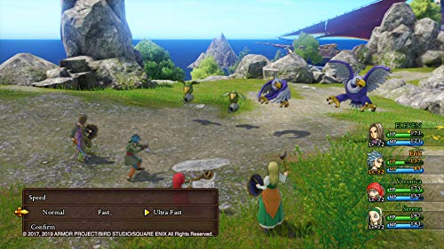 Dragon Quest XI S: Echoes of an Elusive Age - Definitive Edition - Nintendo Switch 6