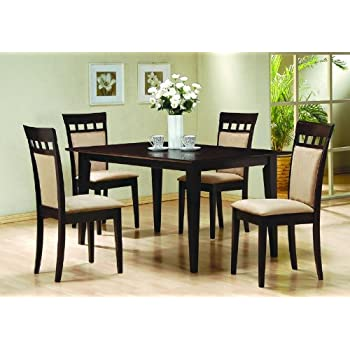 This Item Wooden Dining Room Wood Table Chairs Set Kitchen Chair