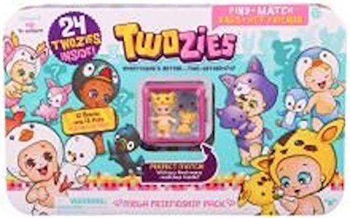 Twozies Season 1 Mega Friendship Pack (24) by Moose Toys