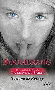 Boomerang par Tatiana de Rosnay