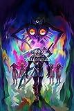 CGC Huge Poster - The Legend of Zelda Majora's Mask - Nintendo 64 3DS - ZELM05 (16