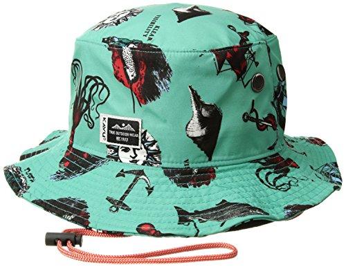 Diver Hat (KAVU Bfe Hat, Aqua Diver, One Size)