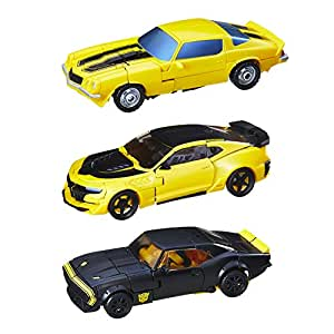 Transformers Bumble Bee Evolution Pack Action Figure