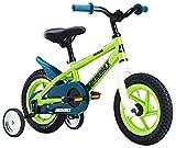 Diamondback Bicycles Youth Micro Venom Sidewalk Bike, Bright Green
