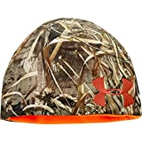 Under Armour 1249768 Reversible Fleece Beanie-Realtree Dyn