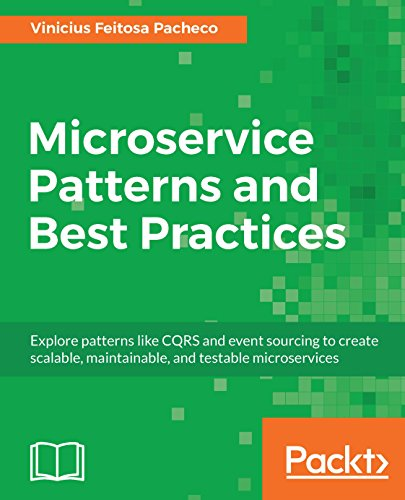 Microservice Patterns and Best Practices: Explore patterns like CQRS and event sourcing to create scalable, maintainable, and testable microservices (Web Api Security Best Practices)