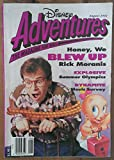 img - for Disney Adventures: The Magazine for Kids, August 1992 (Volume 2) book / textbook / text book