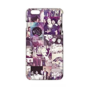 2015 Ultra Thin 3D Case Cover 5 Seconds Of Summer Phone Case for iPhone6 plus by Maris's Diary