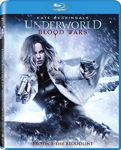 Blu-ray : Underworld: Blood Wars (Ultraviolet Digital Copy, , Dubbed, Widescreen, Dolby)