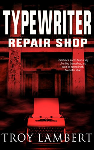 Typewriter Repair Shop: A Ridge Falls Story