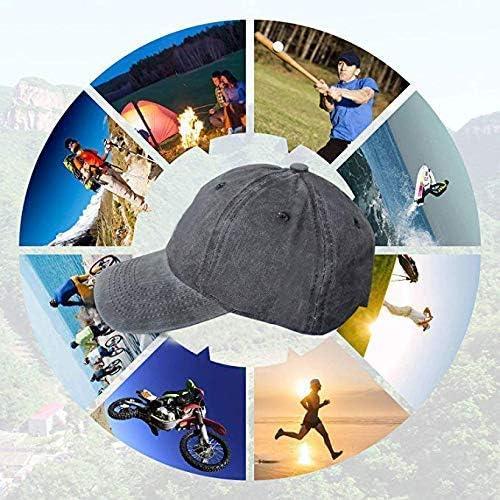 QDGERWGY 18th Airborne Trucks Cotton Hat Cowboy Hat Baseball Caps Black
