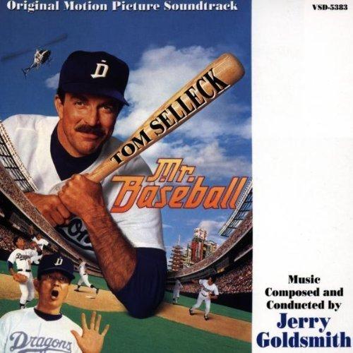 Mr. Baseball (OST) by Jerry Goldsmith (1993-07-01)