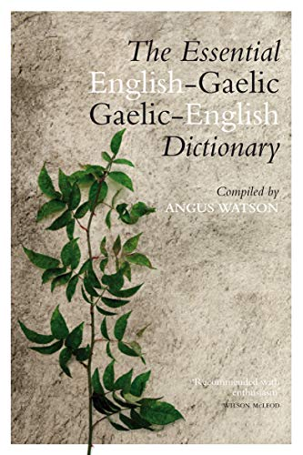 (The Essential Gaelic-English / English-Gaelic)