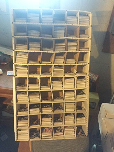 - 50 different Kansas City Royals Baseball Cards, 1980-1986