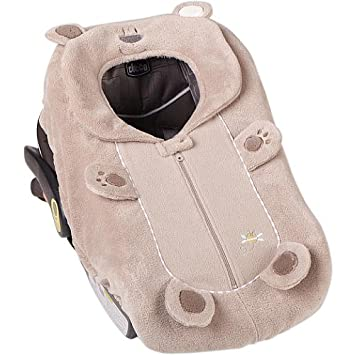 Amazon.com: Babies R Us Car Seat Cover - B is for Bear: Baby