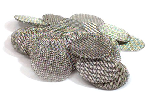 Made-in-the-USA-50-58-0625-Steel-Pipe-Screen-Filters-Up-in-Smoke-Brand