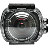 Best Vivitar 1080p Video Cameras - Vivitar DVR968HD 180-Degree View Wi-Fi Waterproof HD Action Review