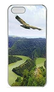iPhone 5 5S Case Serbia Scenery PC Custom iPhone 5 5S Case Cover Transparent