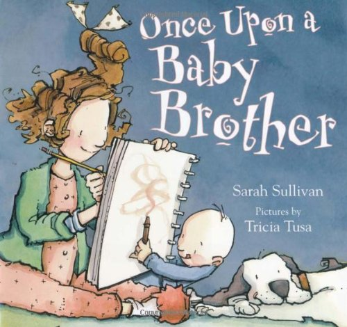 Once Upon a Baby Brother pdf