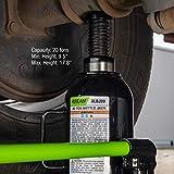 Arcan 20-Ton, Heavy Duty Bottle Jack