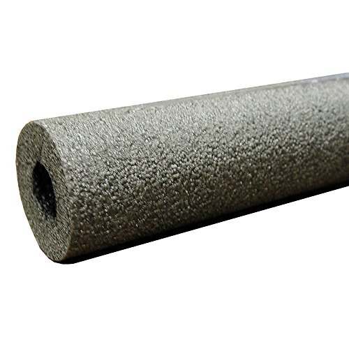 Jones Stephens, JS 2-5/8'' ID (2-1/2'' CTS) Self-Sealing Pipe Insulation, 3/8'' Wall Thickness, 1.844 R Values - I52258 by Jones Stephens
