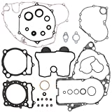 #8: Winderosa New Winderosa Gasket Kit With Oil Seals for Suzuki RMZ 450 05 06 07 2005 2006 2007