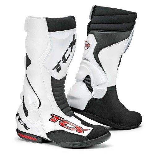 TCX Speedway boot white 45