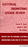 Electrical Engineering License Review, Lincoln D. Jones and James A. Lima, 0910554307