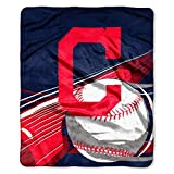 ": Officially Licensed MLB Big Stick Raschel Throw Blanket, Bedding, Soft & Cozy, Washable, 50"" x 60"""