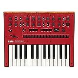 Korg monologue 25-Key Monophonic Analog Synthesizer (Red)