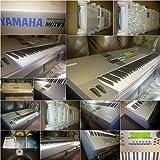 Yamaha Motif 8 88 Key Synthesizer FACTORY BOX Near MINT