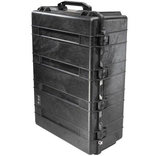 Pelican 1730 Transport Case w/Lid & Foam, Desert Tan 1730-000-190 ()