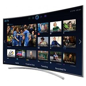 Samsung UE65HU8200T 65 4K Ultra HD 3D Kompatibilität Smart-TV WLAN Schwarz -...