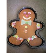 Wilton Non-Stick Gingerbread Cookie Pan