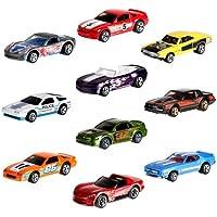 Mattel Hot Wheels Vehículo 50 Aniversario, Paquete de 10