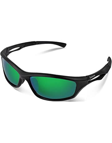 860b506d2fc Duduma Polarized Sports Sunglasses for Running Cycling Fishing Golf Tr90  Unbreakable Frame