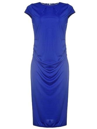 Blooming Jelly Womens Dress UK16=EU44=Asian Xl Blue