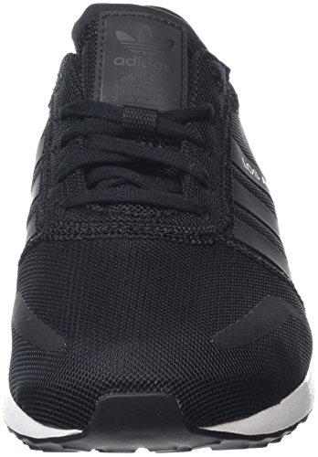 adidas Damen Los Angeles Sneaker Schwarz (Core Black/Core Black/Ftwr White)