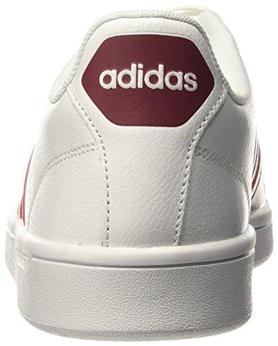 ftwbla Advantage Cloudfoam Adidas 000 Negbás Herren Weiß Buruni Sneaker vXpqgw