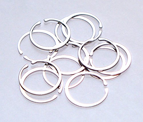 12 Gas Rings (4 sets) for .223/5.56 AR-15 Semi-Auto Sporting Rifle - Gas Rifle