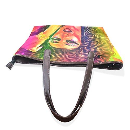 Tela Para De Mujer Bolso Tizorax Multicolor tqUAEB