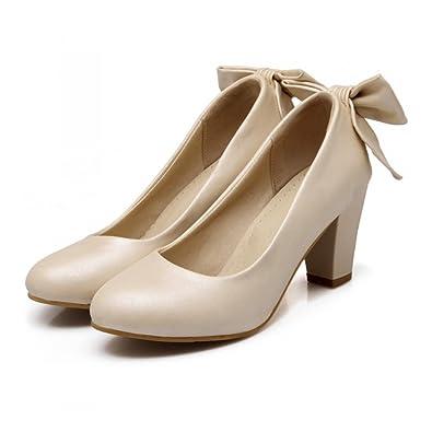 Tassel High Heel Women Thin Shoes Fluff Low Cut Wedding Shoes Plus Size  Black