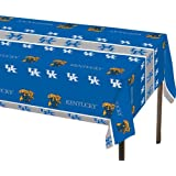 Creative Converting Kentucky Wildcats Plastic Banquet Table Cover