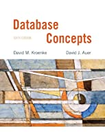 Database Concepts, 6th Edition