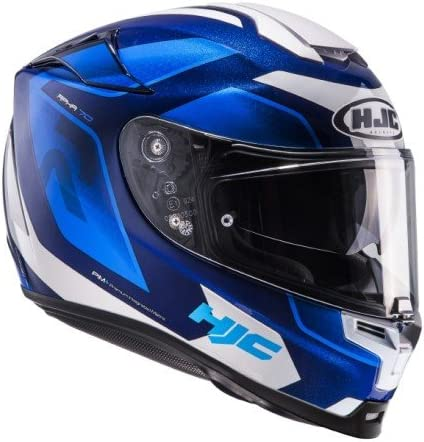 Motorcycle Helmet Full Face Crash Motorbike Rider Black HJC RPHA 70 Grandal XL