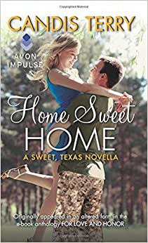 Book Home Sweet Home: A Sweet, Texas Novella by Candis Terry (26-May-2015) Mass Market